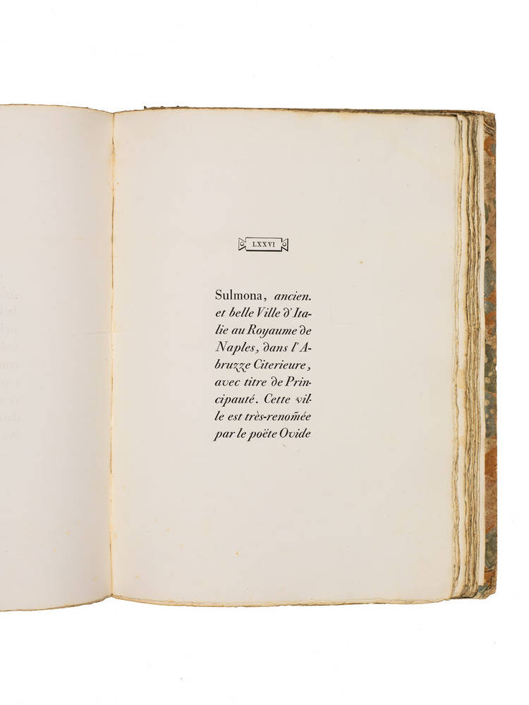 Manuale tipografico 1788