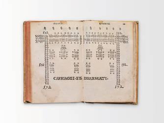 Libro della Arte della guerra di Niccolò Machiavegli cittadino et segretario fiorentino.