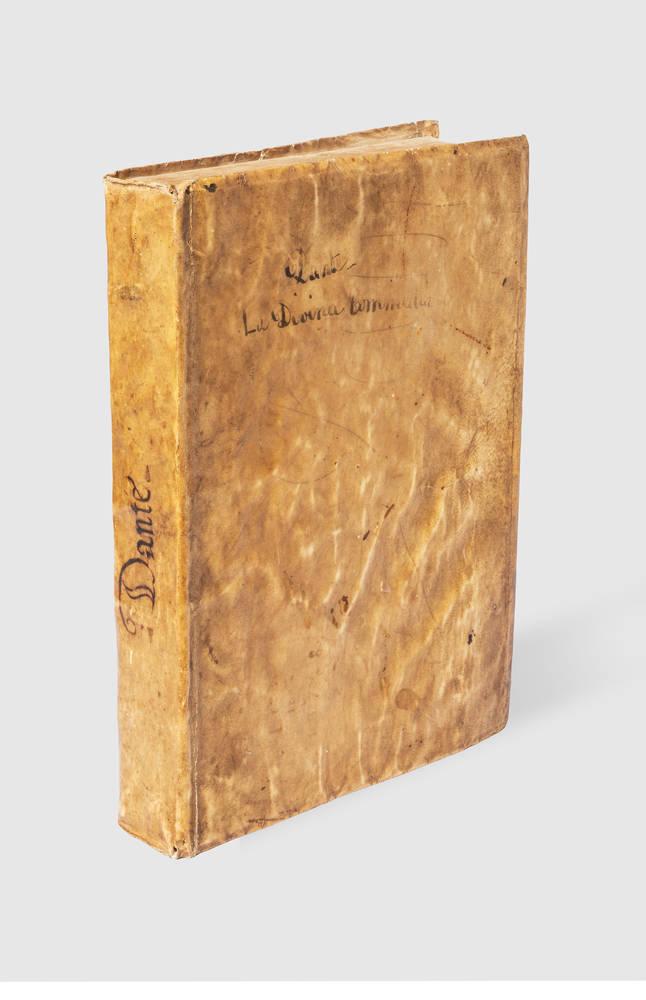 Dante con l'espositioni di Christoforo Landino, et d'Alessandro Vellutello. Sopra la sua comedia dell'Inferno, del Purgatorio, et del Paradiso.