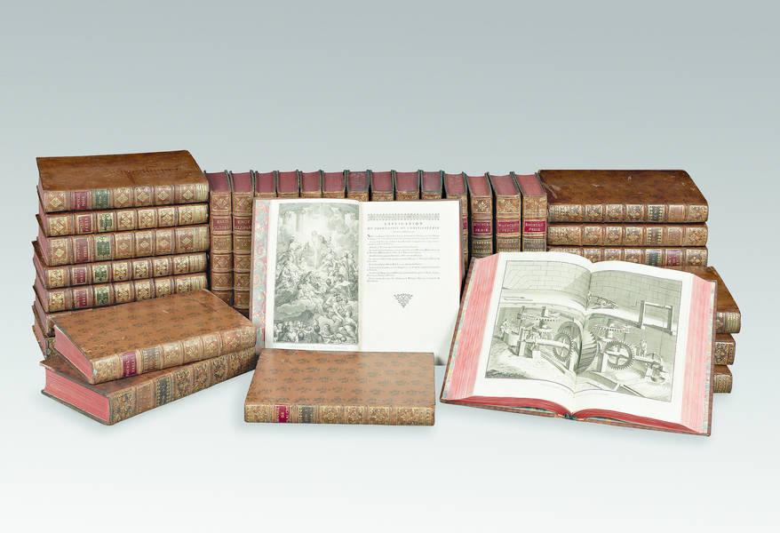 Encyclopédie ou dictionnaire raisonné des sciences, des arts et des métiers, par une société de gens de lettres.