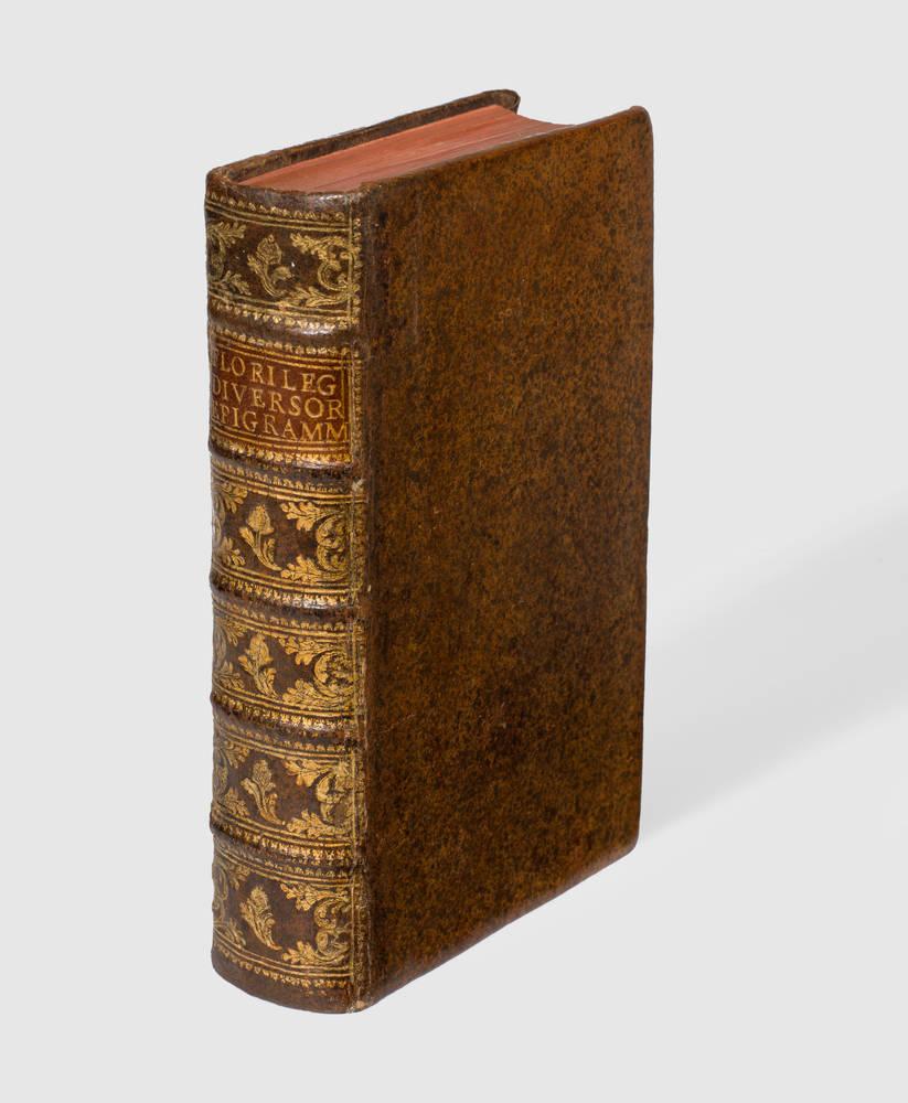 Florilegium diversorum epigrammatum in septem libros.